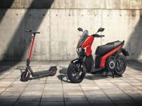 SEAT launches new urban mobility scooters
