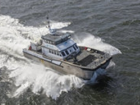 OESV operator Seacat Services awarded new ISO accreditations