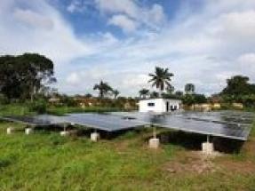 UK Government provides funding for Sierra Leone solar mini-grid project