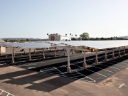 Conergy builds 4.6MW solar park and carport plants in France