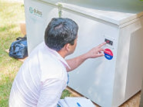 Dulas delivers solar-powered vaccine refrigerators to Pakistan