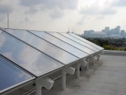 Philippines solar thermal systems survives typhoon