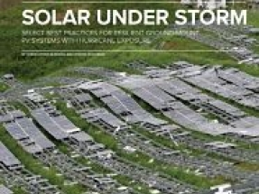 Rocky Mountain Institute releases new report assessing resiliency of solar PV in storms