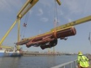 Scotrenewables Tidal Power launches world's largest tidal turbine