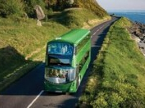 NTA and Bus Éireann unveil Hydrogen Buses for initial use on Commuter Route 105
