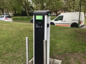SWARCO supports electric vehicle adoption in Solihull