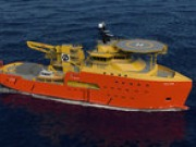 Østensjø Rederi orders second wind farm support vessel from Rolls Royce