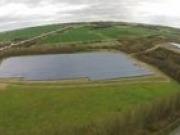 Derbyshire solar farm benefits local charity