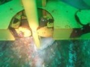 SME install's world's first subsea rock anchors at EMEC Orkney
