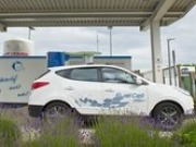New public hydrogen station installed at Hyundai Motor HQ in Offenbach, Germany