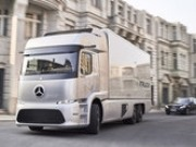 Mercedes Benz/Daimler introduce new electric commercial vehicle range