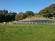 National Trust wins award for modern art solar array