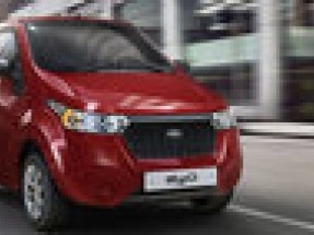 Mahindra makes entry into mass-market electric hatchback segment with new e20Plus