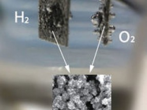 More efficient water splitting advances renewable energy conversion finds WSU scientists
