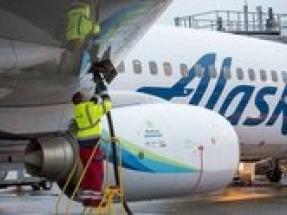 Alaska Airlines runs flight using fuel made from residual biomass