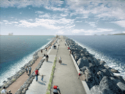 Swansea Tidal Lagoon given planning permission by UK Energy Secretary