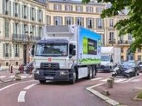 Renault Trucks expanding its electric truck range