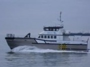 Seacat Services showcases first 24-seater offshore energy support vessel