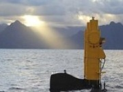 Azura wave energy device deployed at US Navy test site