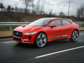 Jaguar unveils its first electric car concept – the Jaguar I-PACE