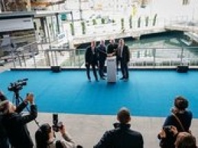 Voith inaugurates small hydropower plant at its Heidenheim premises
