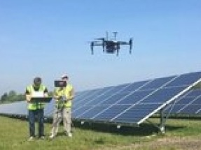 Above Surveying joins forces with University of Essex to develop new smart drone for solar inspection