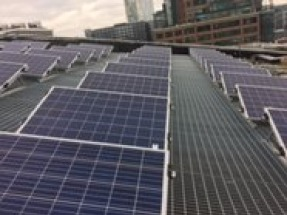 Dulas completes London high-rise rooftop solar array