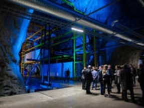 Massive green datacentre, powered by renewable energy, opens in Norway