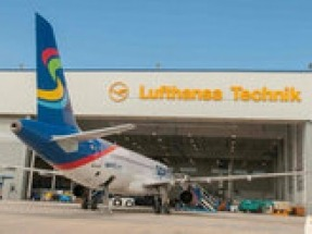 Lufthansa Technik to use biomass power for aircraft overhaul site in Puerto Rico