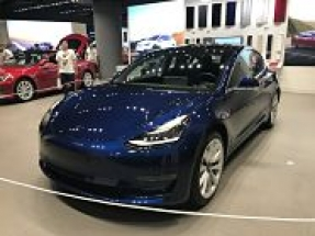 Tesla 3 overtakes Audi E-Tron and Jaguar I-Pace in the UK in just one week