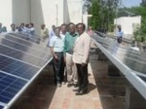 University of Hyderabad converts its campus to green energy