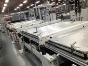 Celestica PV production lines offered for sale by auction
