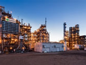 Enerkem begins commercial production of cellulosic ethanol from Canadian biofuels facility
