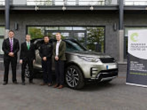 Avid secures part of major hybrid electric vehicle project with Jaguar Land Rover