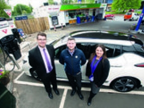 InstaVolt electric car charging project shortlisted for national award
