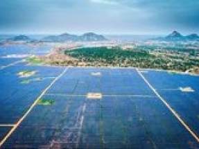 DNV GL issues world's first solar plant project certificate to CLP's Veltoor Solar Power Project in India