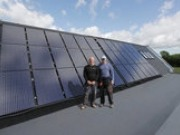 UK's largest PV-T system installed in Kent