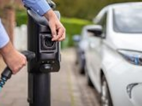 char.gy launches London's first public lamppost electric vehicle charge points