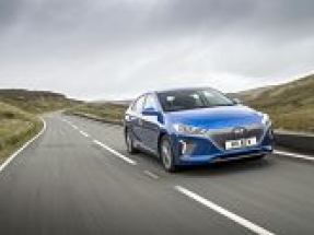 Hyundai Motor UK named Electric Vehicle manufacturer of the Year