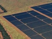 Australia's largest solar plant now online