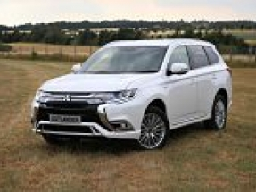 Mitsubishi Outlander Plug-in Hybrid enjoys continued success in Europe and North America