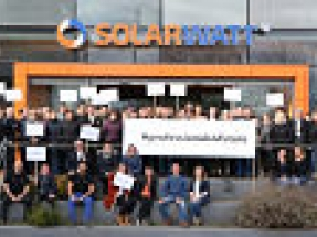 German solar energy giant releases its entire global workforce to attend climate protests