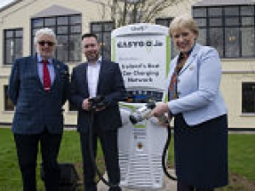 Tritium and EasyGo.ie launch Ireland's most advanced electric vehicle charger