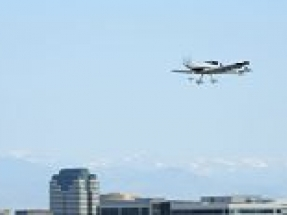 eFlyer 2 prototype begins new flight test programme with Siemens production motor