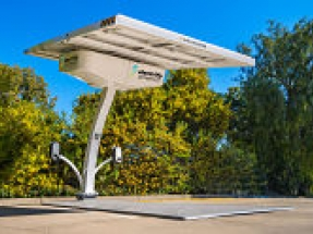 Electrify America invests $2 million in Envision solar-powered vehicle charging