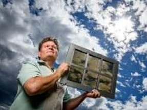 SolarWindow to unveil its largest ever array of transparent electricity-generating window glass panes