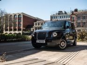 LEVC to restart production of its TX electric taxi