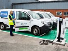 Leeds City Council adds over 120 all-electric Renault Kangoo Z.E.33 vehicles to its fleet and new EV Trials Scheme