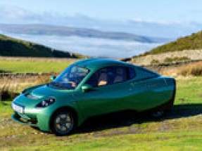 Collaboration sees Welsh hydrogen car production move a step closer