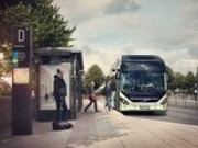 Volvo film promotes new electric bus route